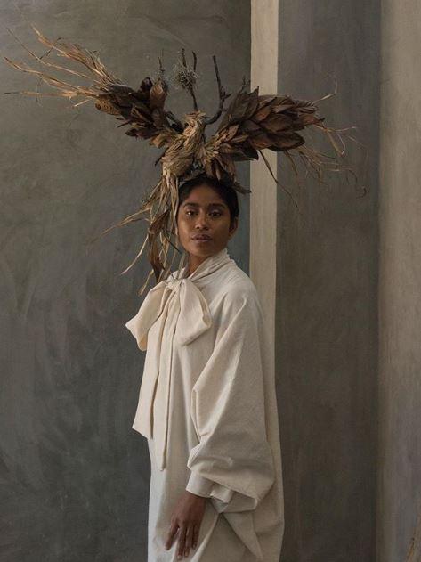 Karen Vega la primer modelo oaxaqueña que es portada para Vouge