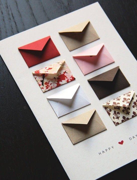Cartas bonitas son el regalo casero perfecto para mamá