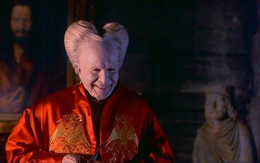 Dracula de 1992 dirigida por Francis Ford Coppola