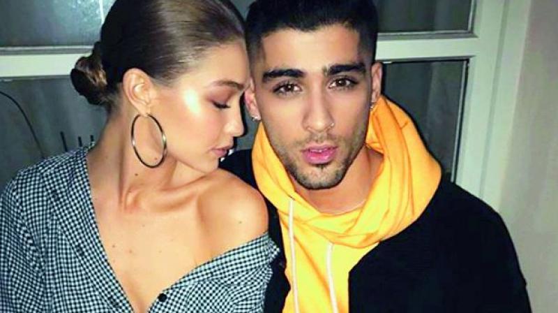 Una de las parejas más lindas de la farándula internacional Gigi Hadid y Zayn Malik están a la espera de su primer bebé y estas son las fotos más románticas de su relación.