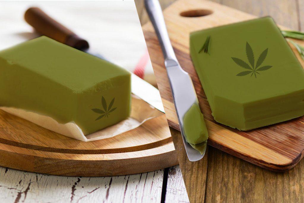 La mantequilla verde es un indispensable dentro de la cocina cannábica