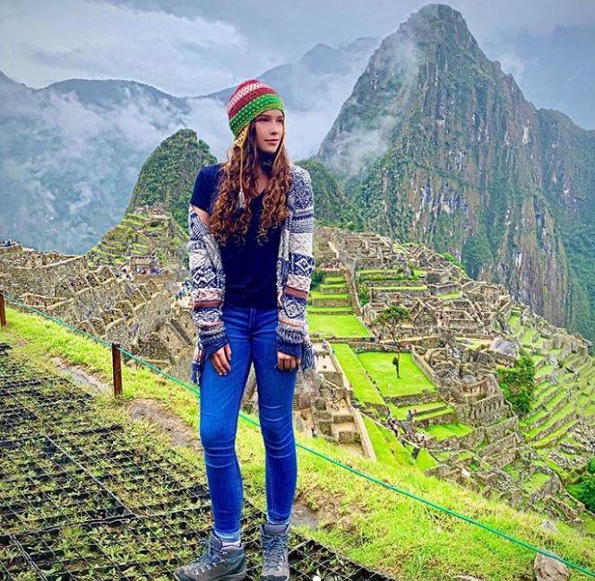 Mia también viajo a Perú