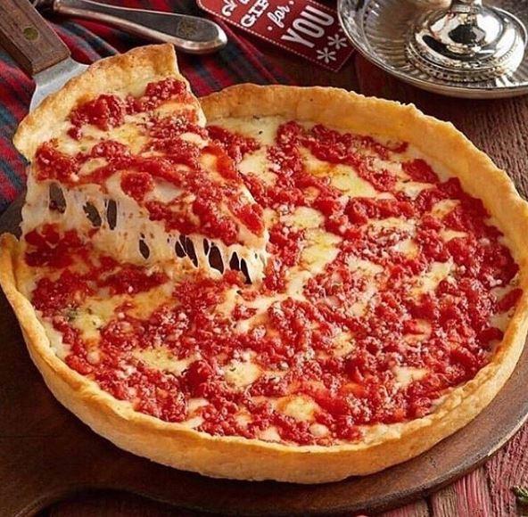 Pizza es otro de los alimentos más adictivos