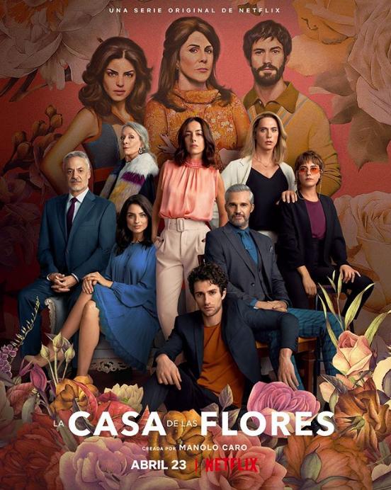casa de las flores temporada 3