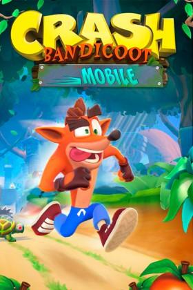 crash bandicoot mobile app store play ios android descargar google play game