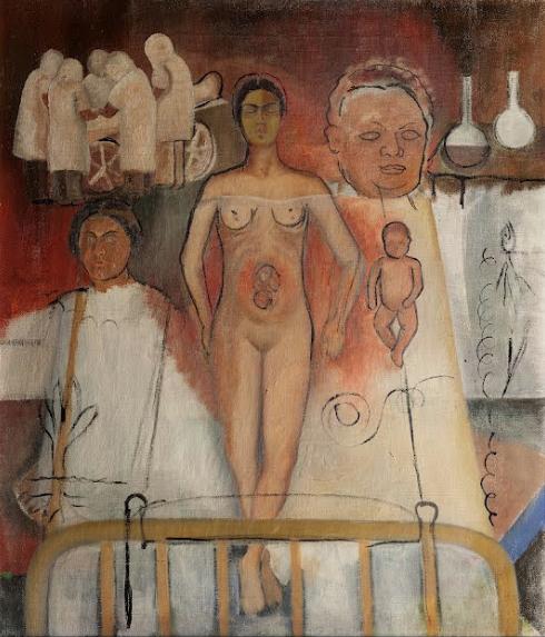 Frida Kahlo tragedia vida