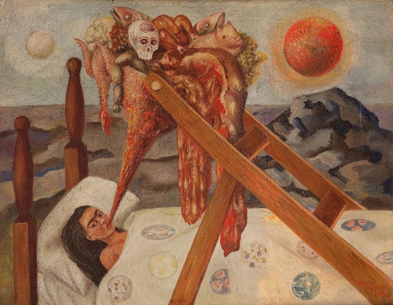 frida kahlo pinturas sin esperanza tragedia vida
