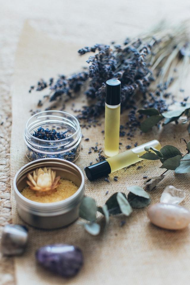 Tonico de lavanda para pieles sensibles y con acné