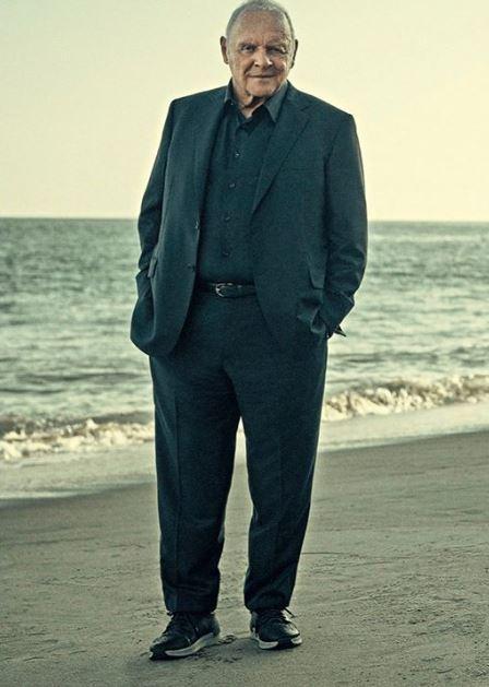 Anthony Hopkins es otro de los famosos internacionales que se unen a Tik Tok