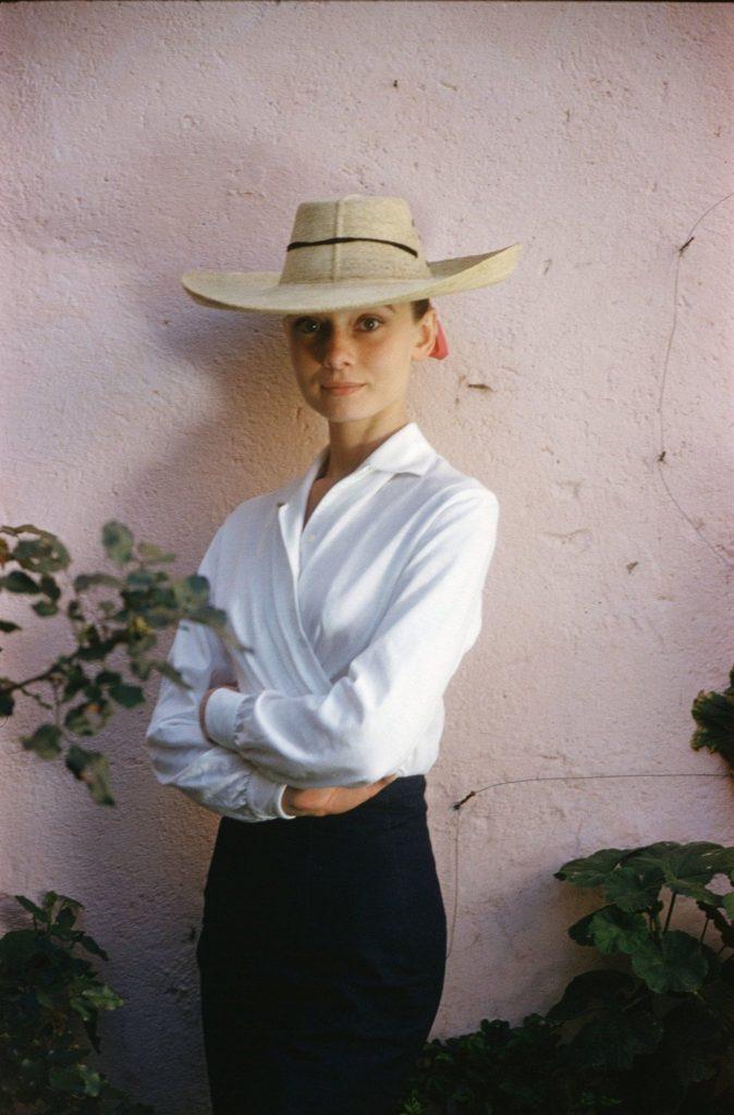 Audrey Hepburn, pisó en varias ocasiones México, gracias a varios de los rodajes de las películas que filmó y sus acciones humanitarias.