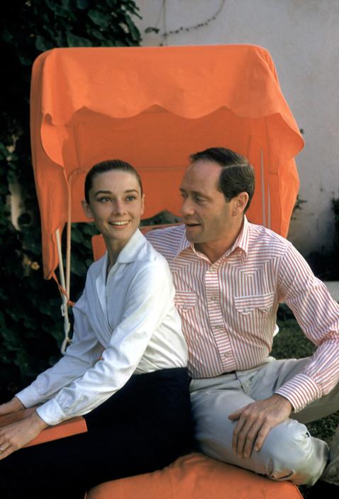 Audrey Hepburn, pisó en varias ocasiones México con su esposo Mel Ferrer, gracias a varios de los rodajes de las películas que filmó y sus acciones humanitarias.