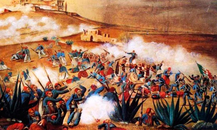 La victoria de los mexicanos fue histórica.