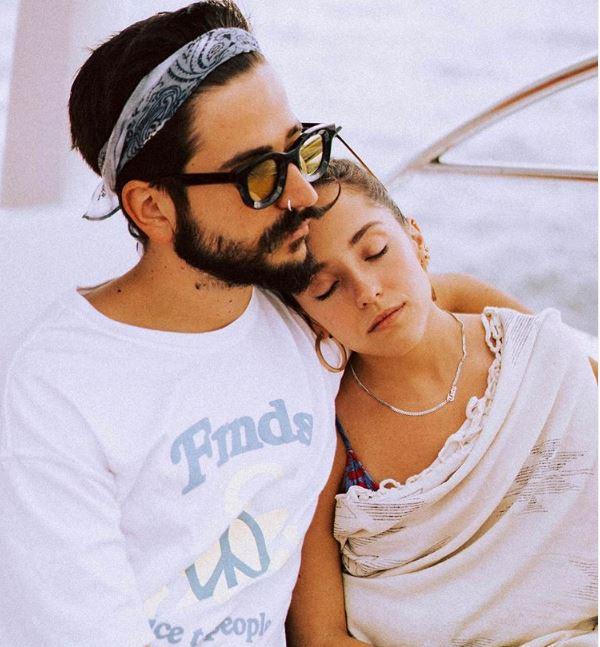 Camilo y Evaluna Montaner son la pareja del momento