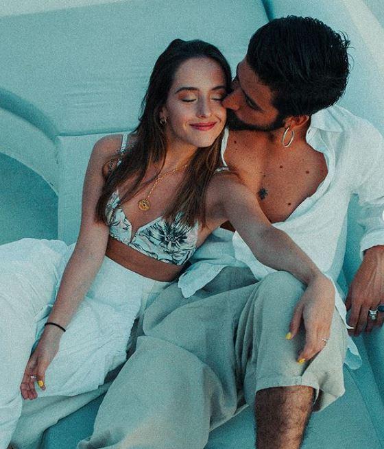Camilo y Evaluna Montaner no temen expresar su bella relación