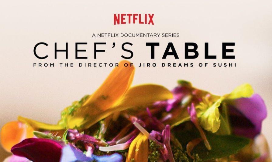 Chef's Table es una serie gastronómica disponible en Nteflix nominada a un premio Emmy