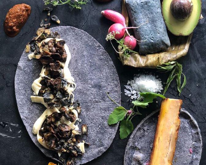 Cocina prehispánica: huitlacoche