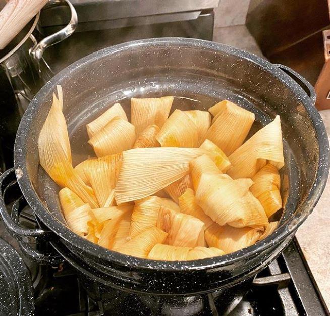 Comida prehispánica: Tamales