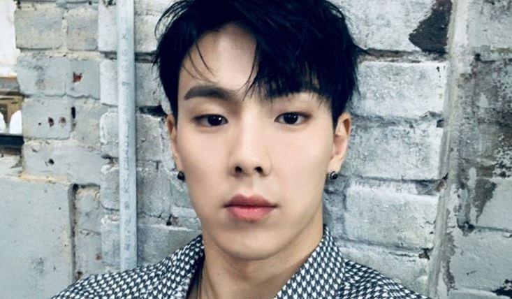 Coreanos guapos del kpop. Shownu Monsta X