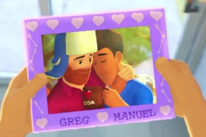 Disney lanza su primer corto animado a favor de la comunidad LGBT