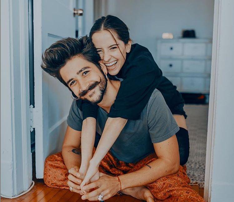 Camilo y Evaluna Montaner son  super cuersis y tiernos