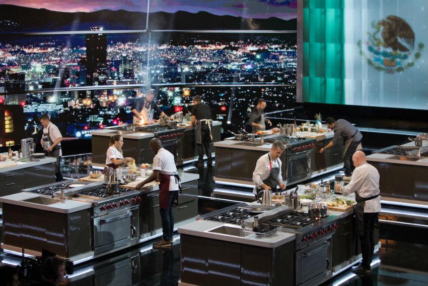 Final Table serie gastronomica de Netflix que reune a los mejores chefs del mundo
