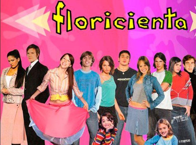 Floricienta telenovela