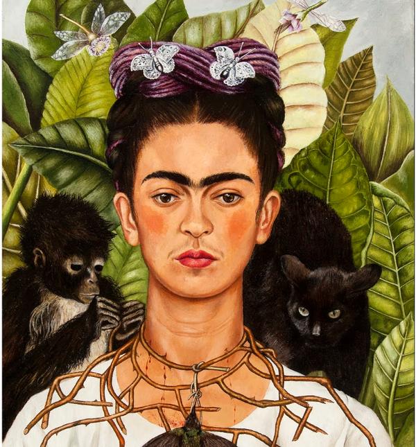 Frida Kahlo pintora mexicana recordada también por sus frases