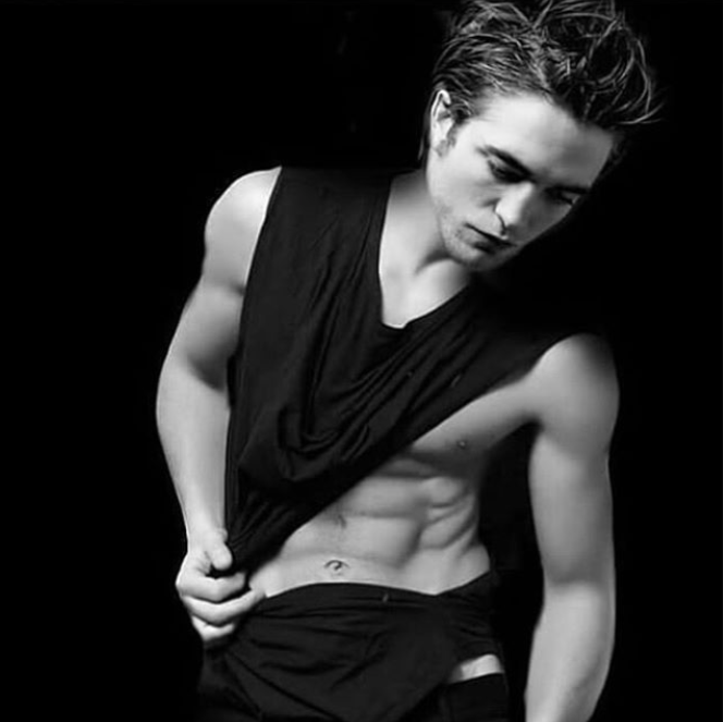 Robert Pattinson sexy mejores fotos