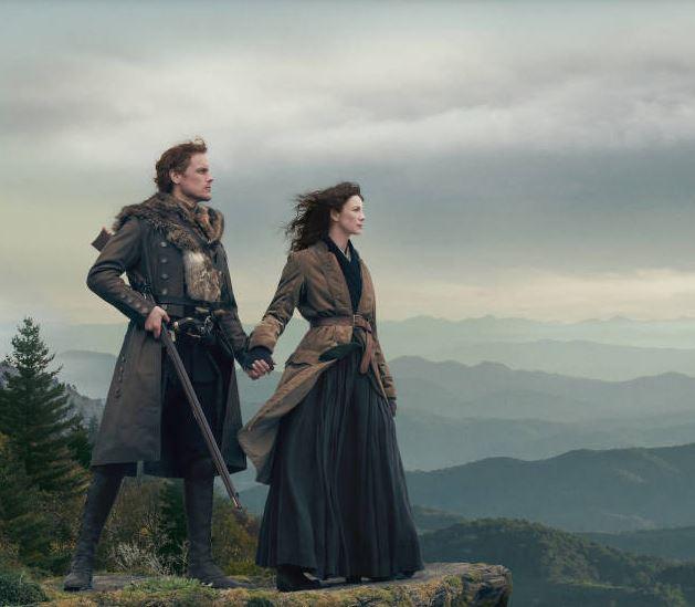 Serie de fantasía Outlander