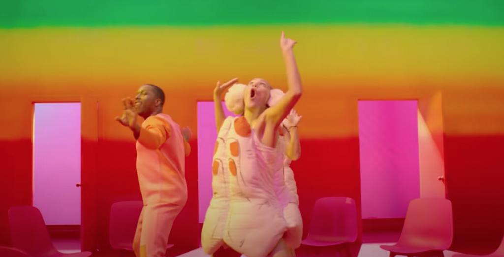 Sia together canción letra