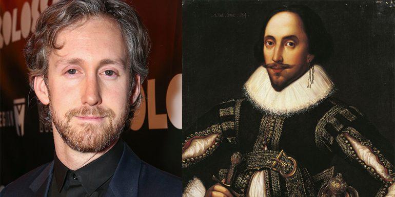 Adam Shulman, el esposo de Anne Hathway y su increíble parecido con William Shakespeare
