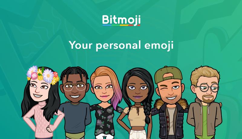 apps páginas web crear avatar caricatura