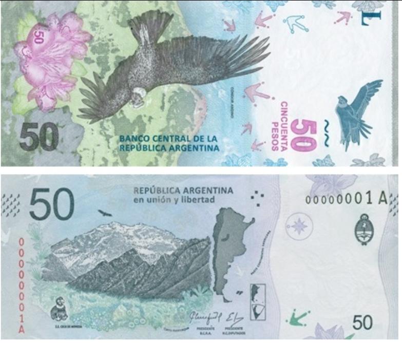 argentina billete