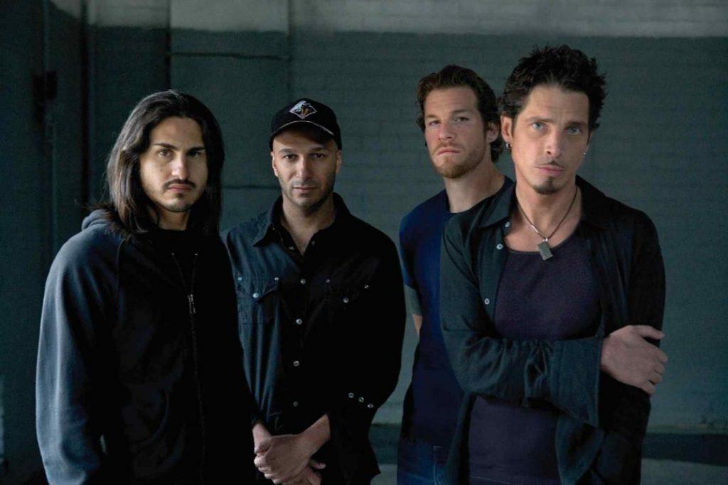 Audioslave Chris Cornell legado musical