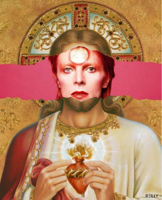 david bowie sagrado corazón
