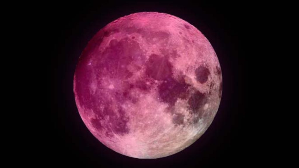 eclipse luna de fresa eclipse anular sol mes junio