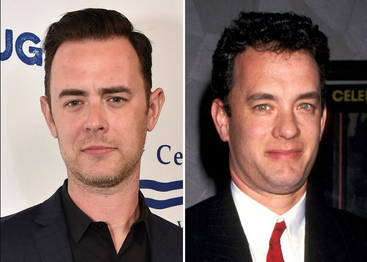 hijos clon papás famosos actores