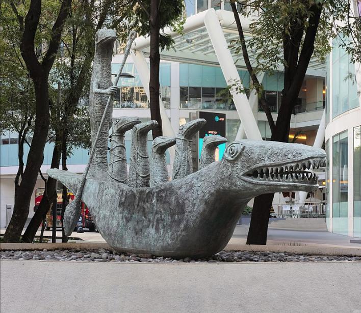 escultura leonora carrington