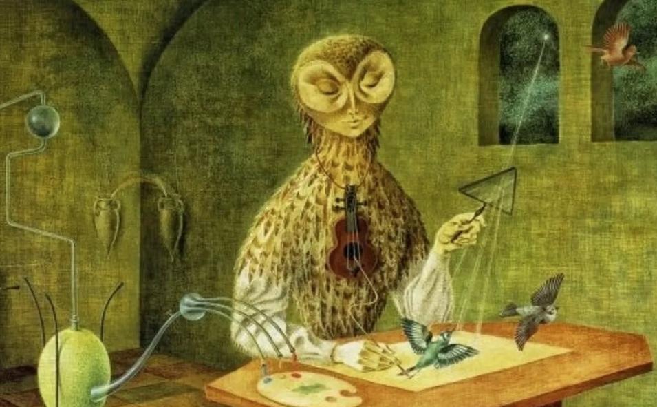 leonora carrington pintura obra arte vida