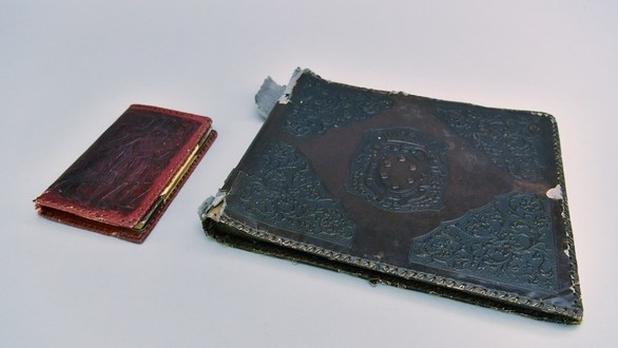 libros encuadernados piel humana bibliopegia antropodérmica