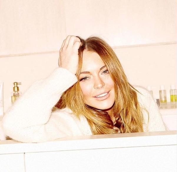 Lindsay Lohan lista parejas sexuales famosos Adam Levine