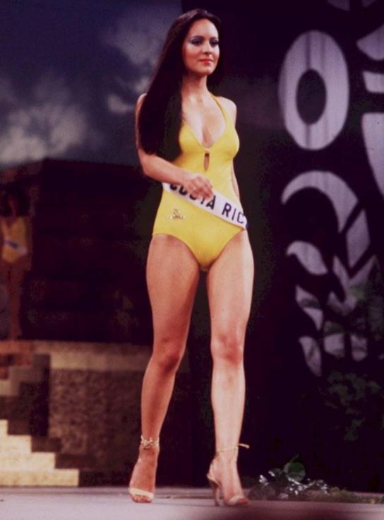 Maribel Guardia Miss Universo