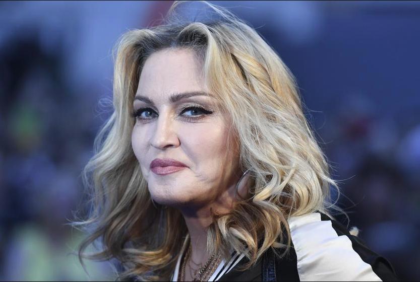 nombre real Madonna