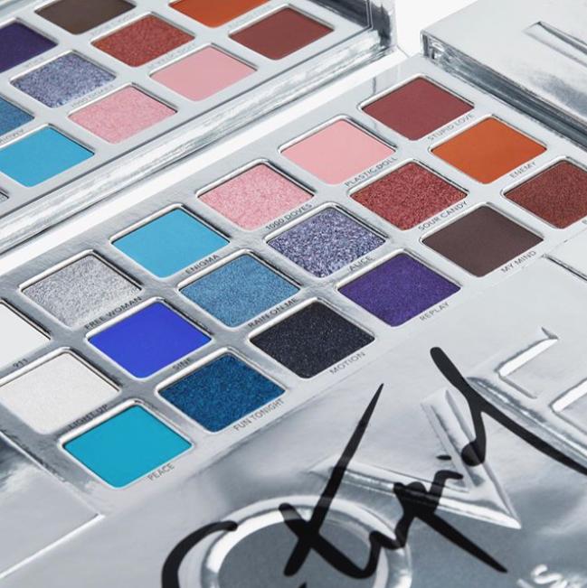 Lady gaga nueva paleta sombras cosméticos Haus Laboratories precio