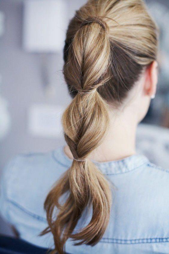 peinados controlar frizz