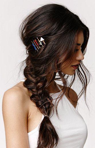 peinados frizz todo tipo cabello trenzas