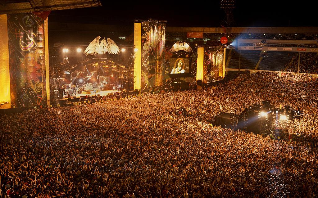 queen concierto online transmisión fecha hora