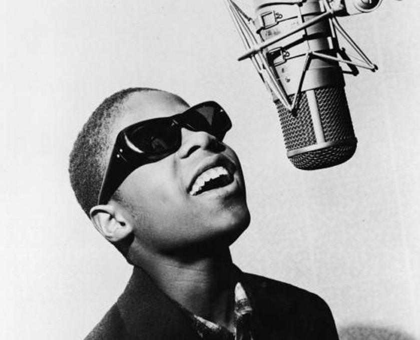 Stevie Wonder niño carrera