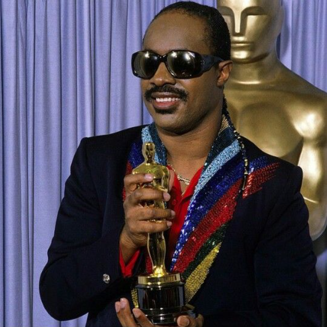 Stevie Wonder Oscar