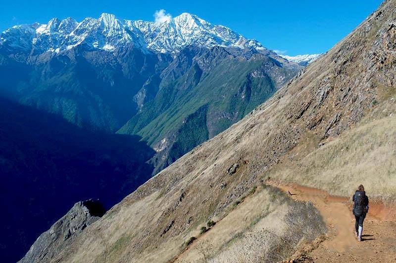 trekking Choquequirao trekk